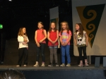 Skerries Got Talent Auditions 5 girls