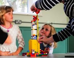 Lego Workshop - younger group.