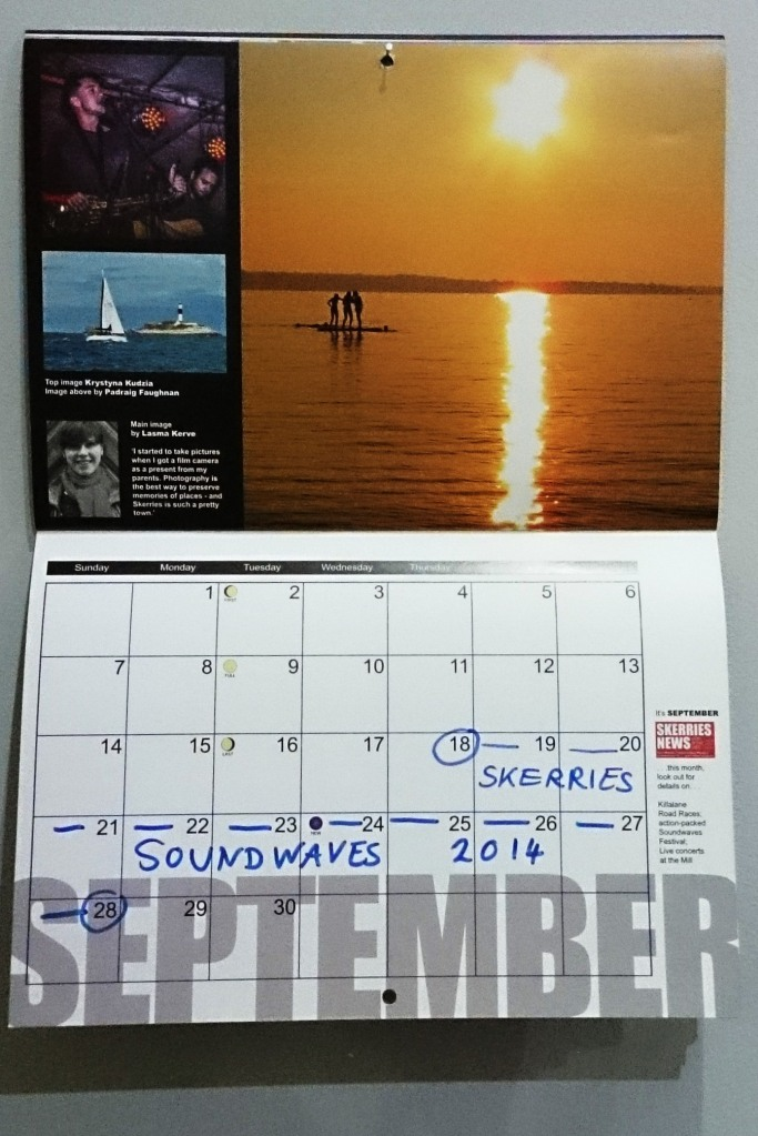 The calendar shows Sept 18 to 28