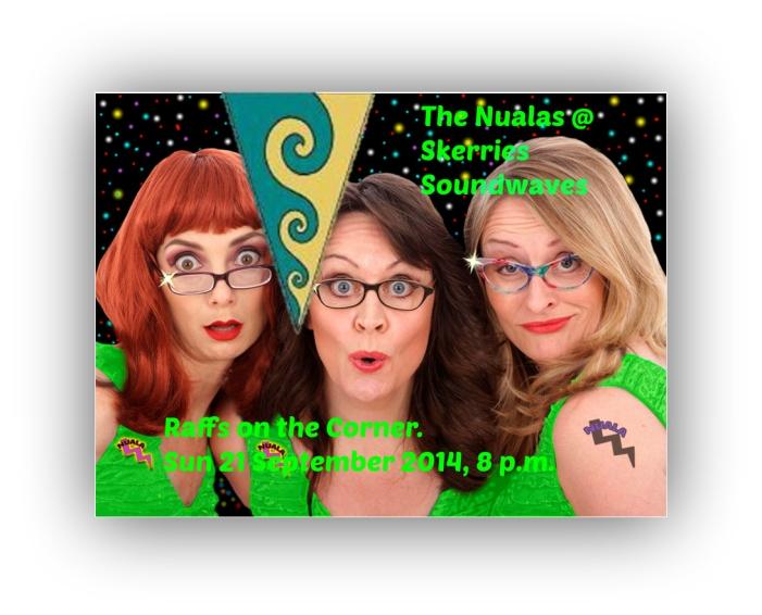 The Nualas Soundwaves Feature 2014