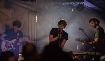 Photo Michael McKenna - Darling at the Skerries Soundwaves Mills Gig 2015 (2)